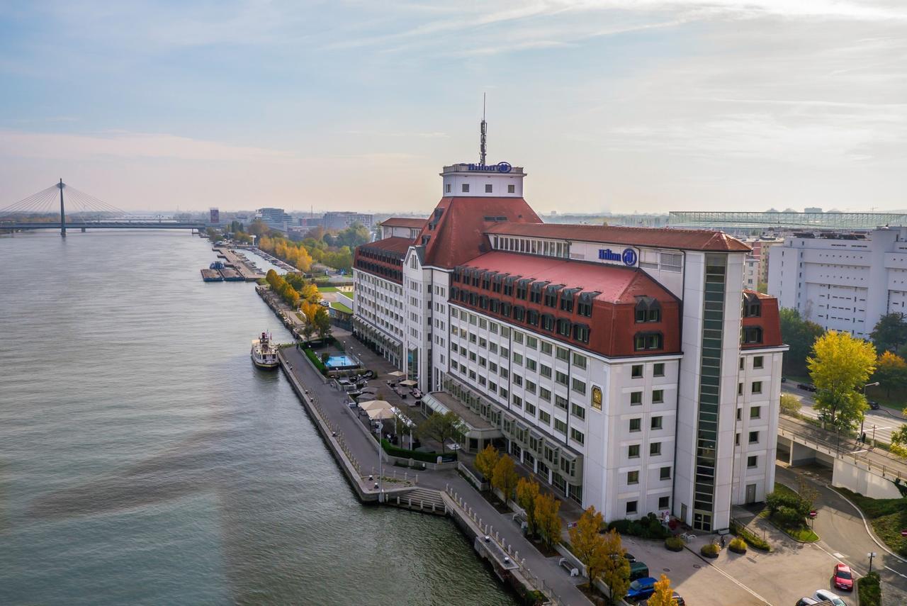 فندق هيلتون فيينا دانوب ووترفرونت