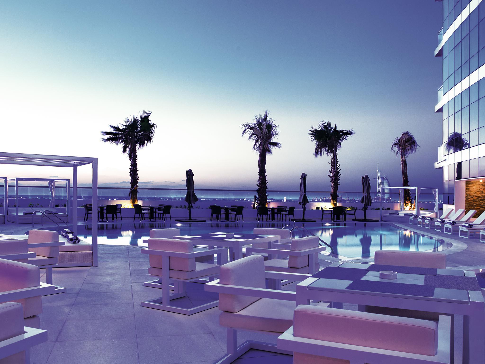 فندق نوفتيل دبي