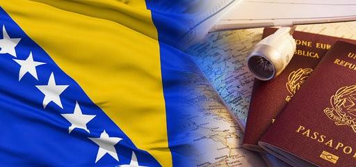 تأشيرة البوسنة