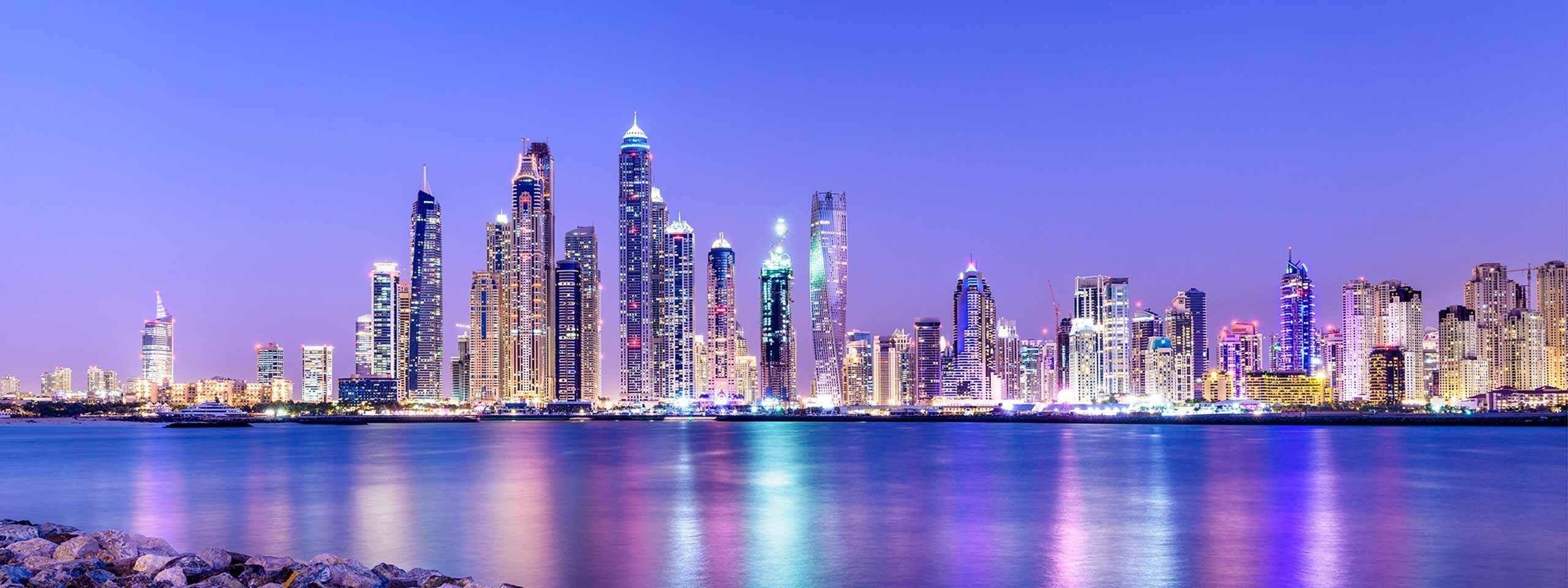 حجز فندق دبي
