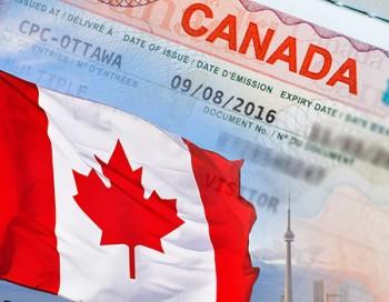 تأشيرة  كندا