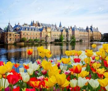 رحلة أوروبا العائلية (فرنسا - بلجيكا - هولندا )