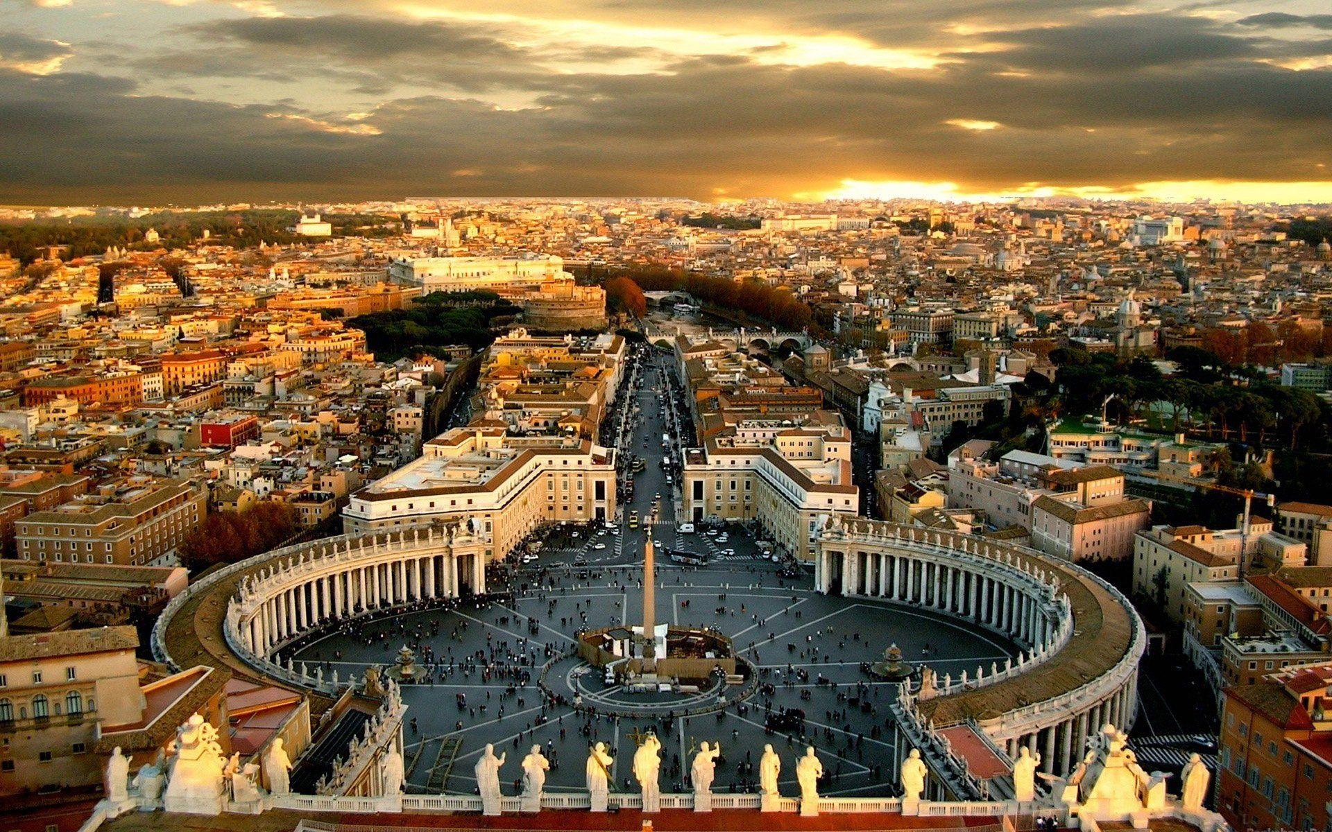 تعرف علي أجمل المعالم و الأماكن السياحية  في روما