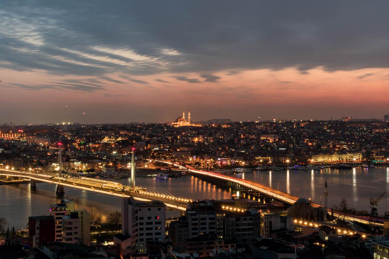 اجمل اماكن التسوق والمطاعم في اسطنبول