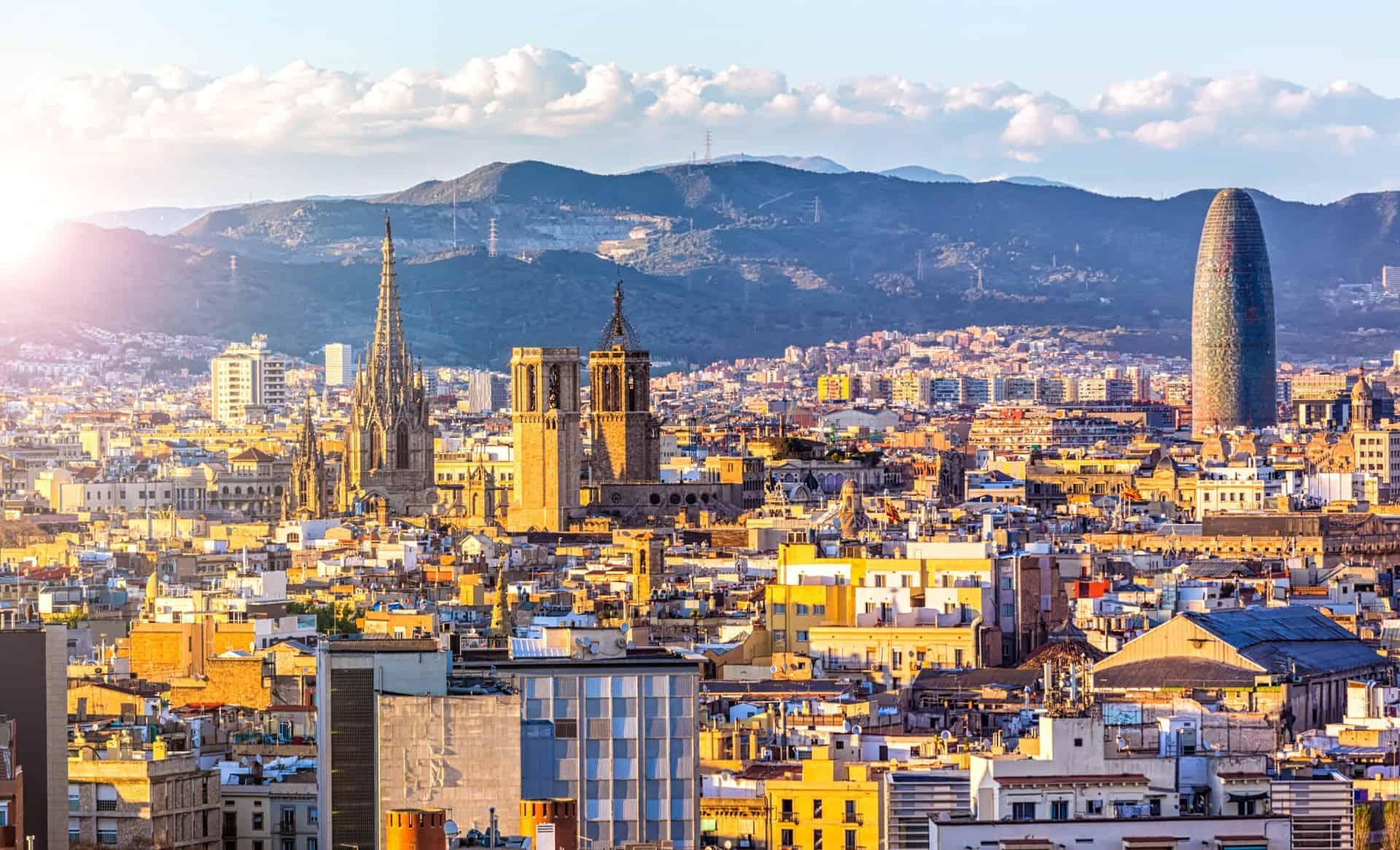 أجمل اماكن التسوق والمطاعم في برشلونة