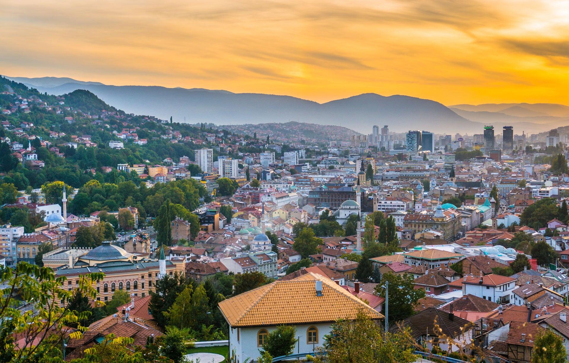 السياحة في سراييفو