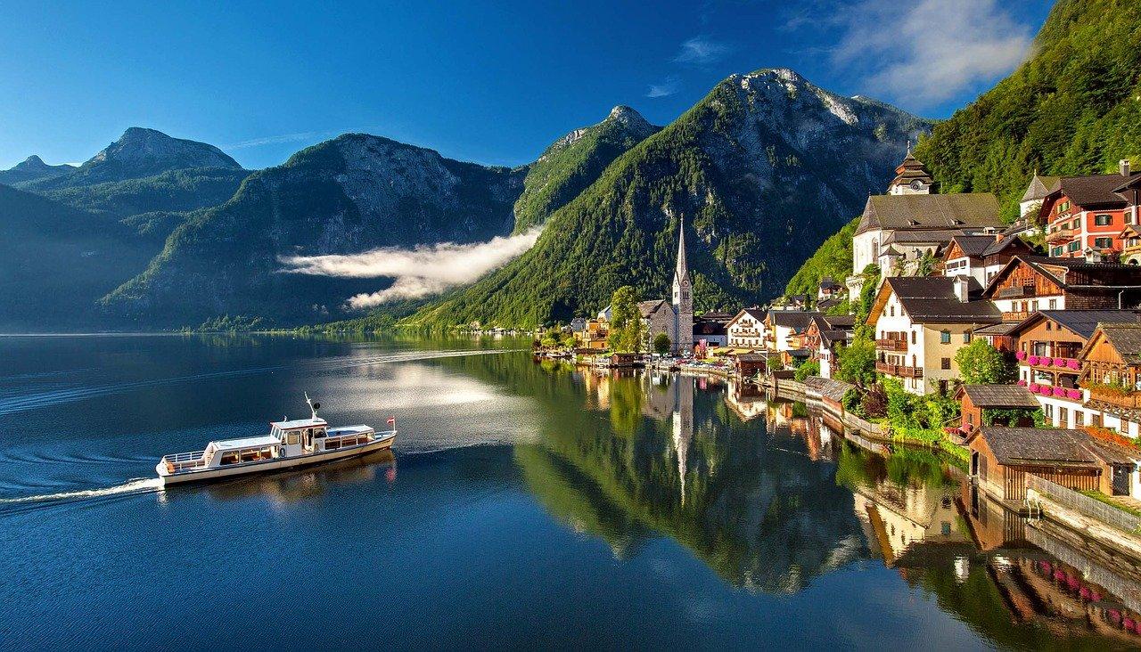دليلك السياحي الى النمسا
