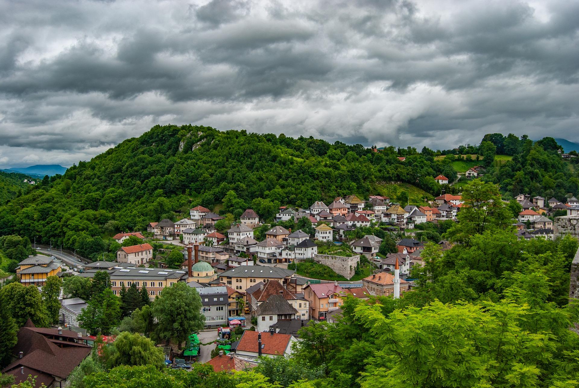 أجمل الأماكن السياحية في مدينة ترافنيك