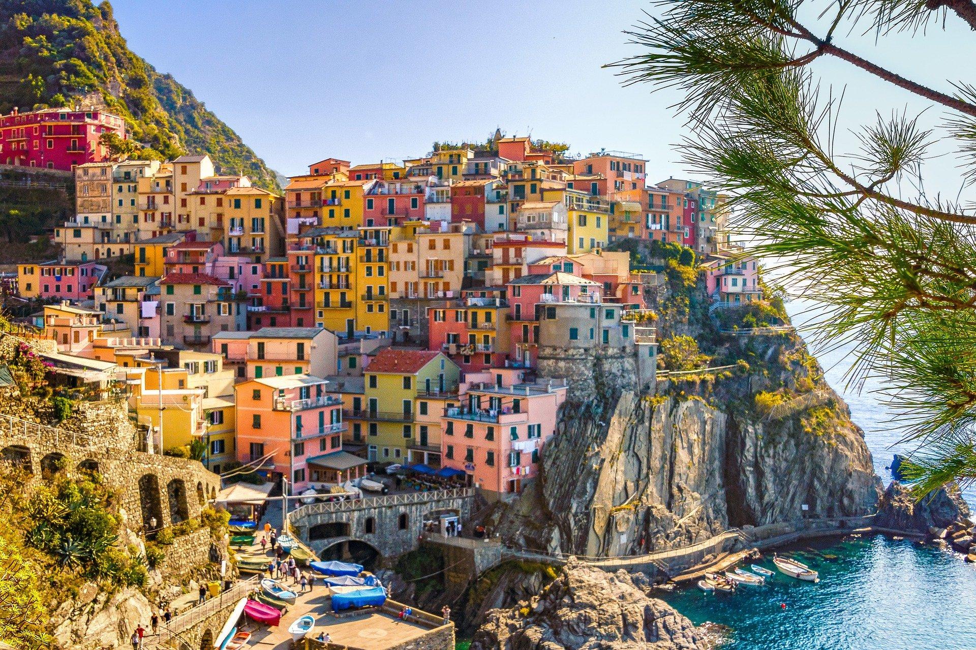 دليلك السياحي الي ايطاليا