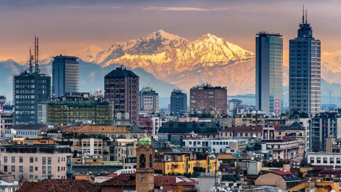 اجمل اماكن التسوق والمطاعم في ميلانو