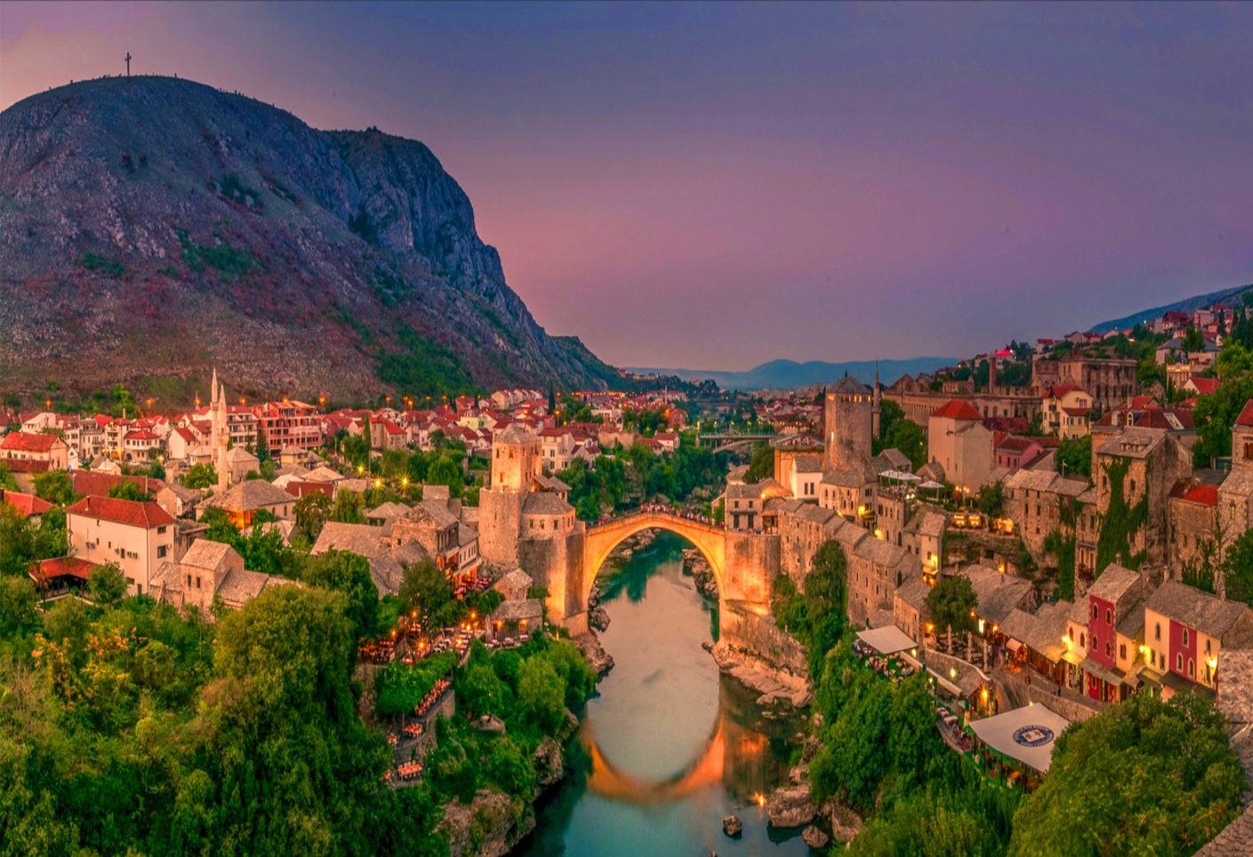 دليلك السياحي إلى البوسنة والهرسك