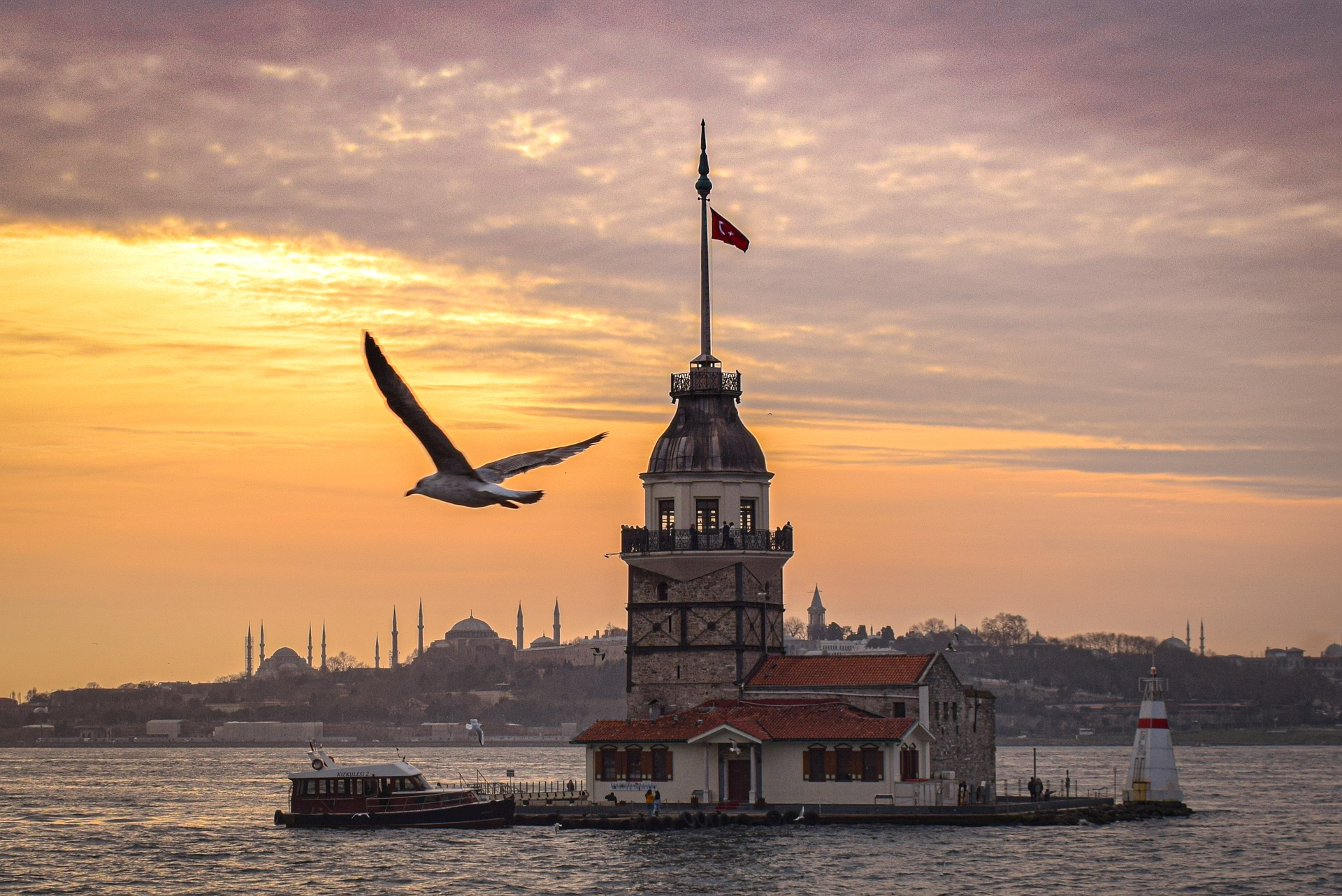 دليلك السياحي الي تركيا