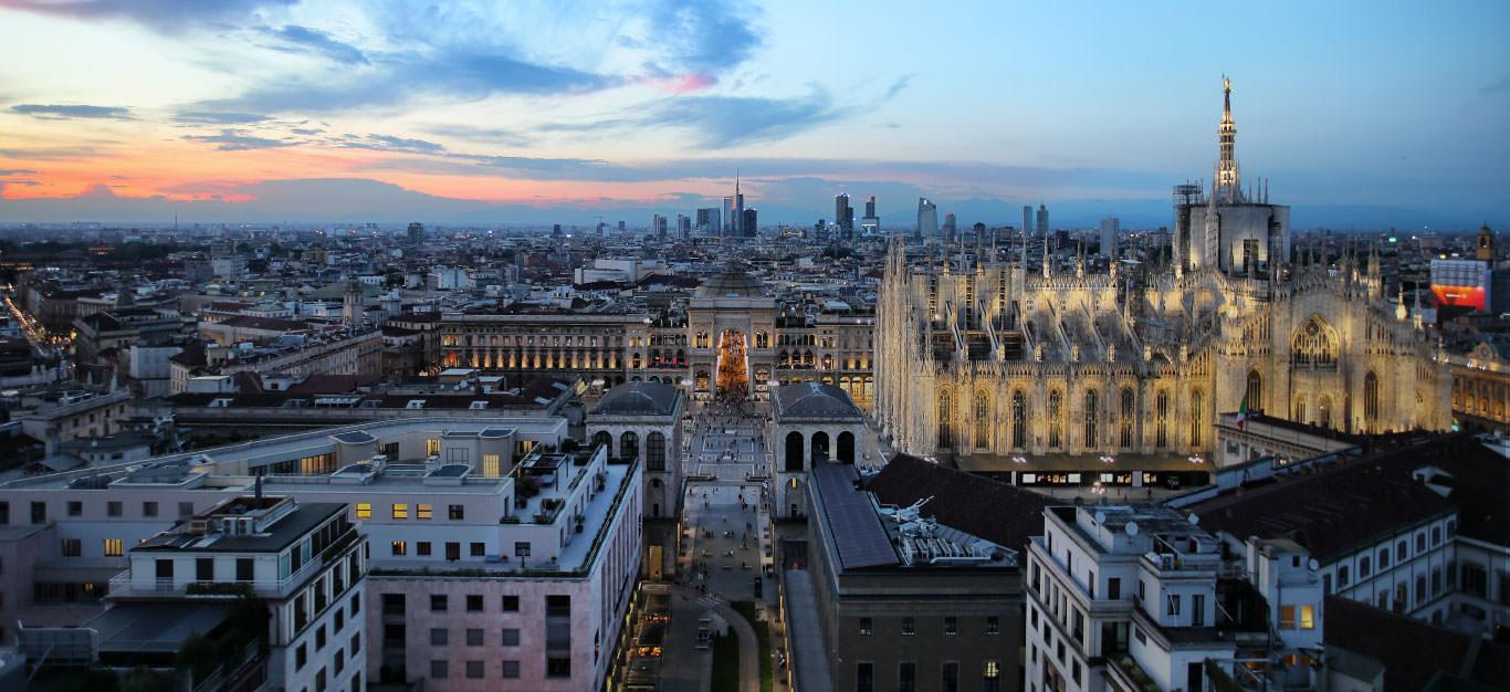 السياحه في ميلانو