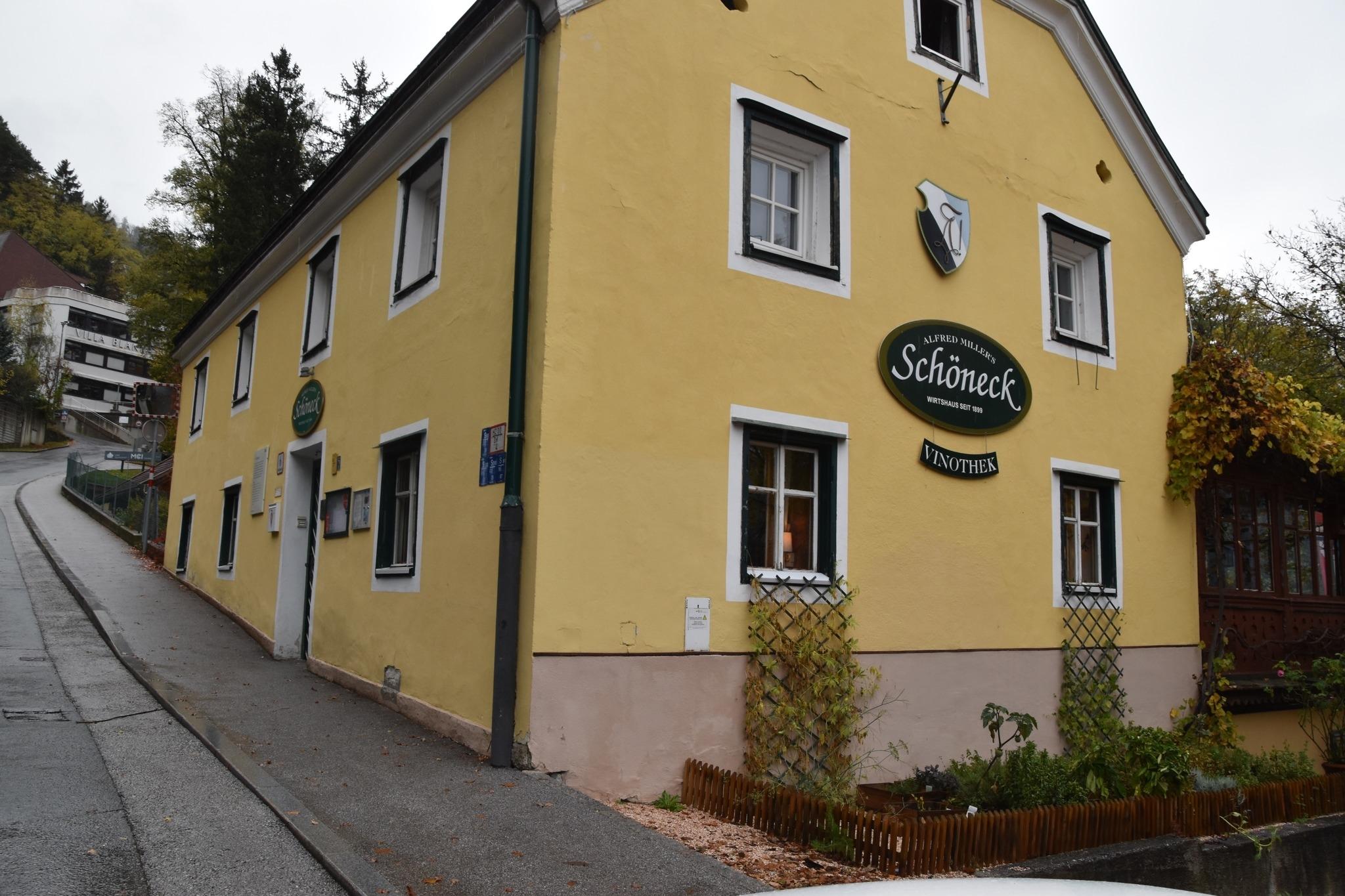 النمسا انسبروك افضل اماكن التسوق والمطاعم مطعم شونيك ان