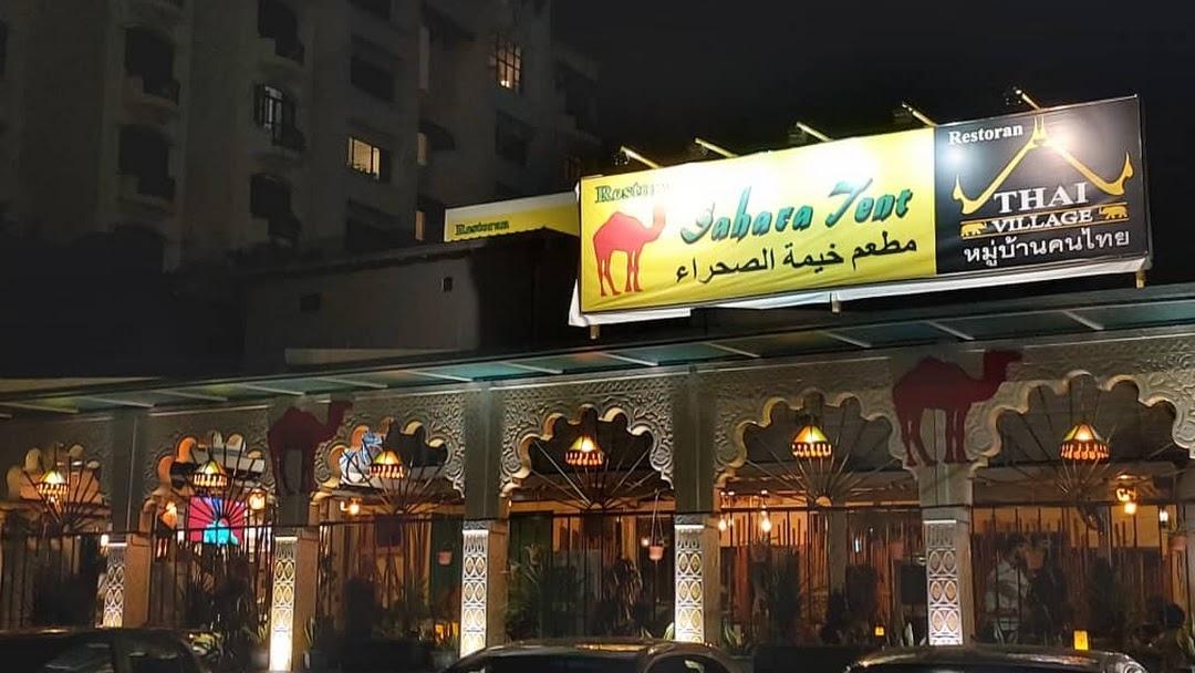 ماليزيا كوالالمبور اهم المطاعم مطعم خيمة الصحراء
