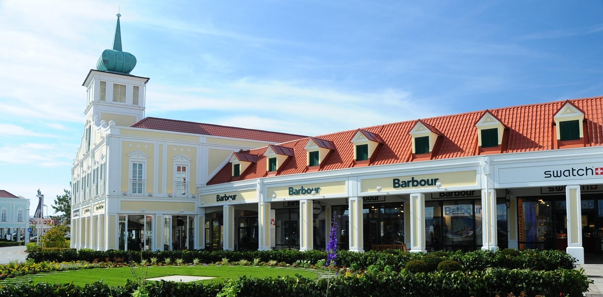 النمسا فيينا افضل اماكن التسوق والمطاعم ديزاينر اوتلت بارندورف