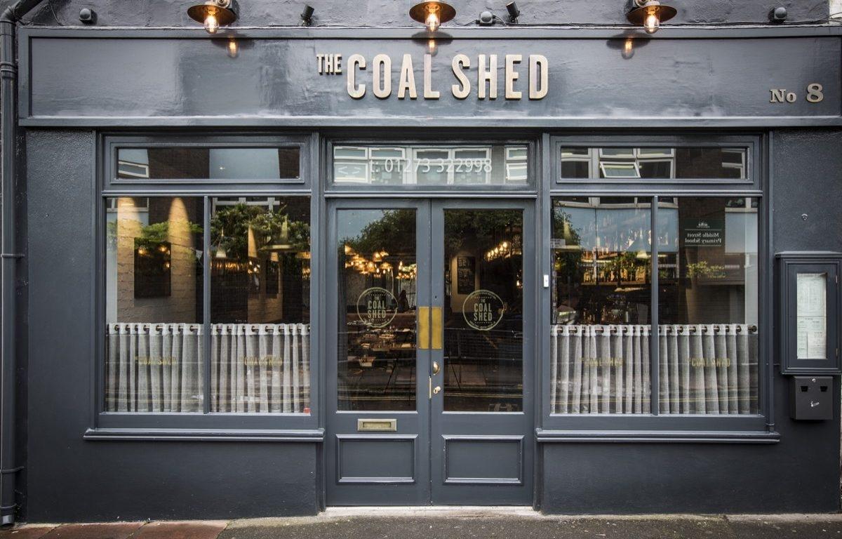 بريطانيا برايتون افضل اماكن التسوق والمطاعم مطعم the coal shed