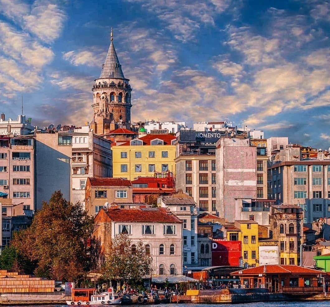 تركيا اسطنبول اهم الاماكن السياحيه ميناء امينونو