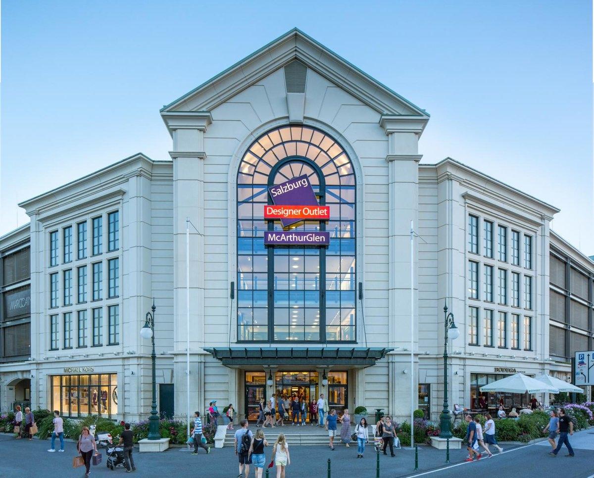 النمسا سالزبورغ افضل اماكن التسوق والمطاعم ديزاينر اوت ليت