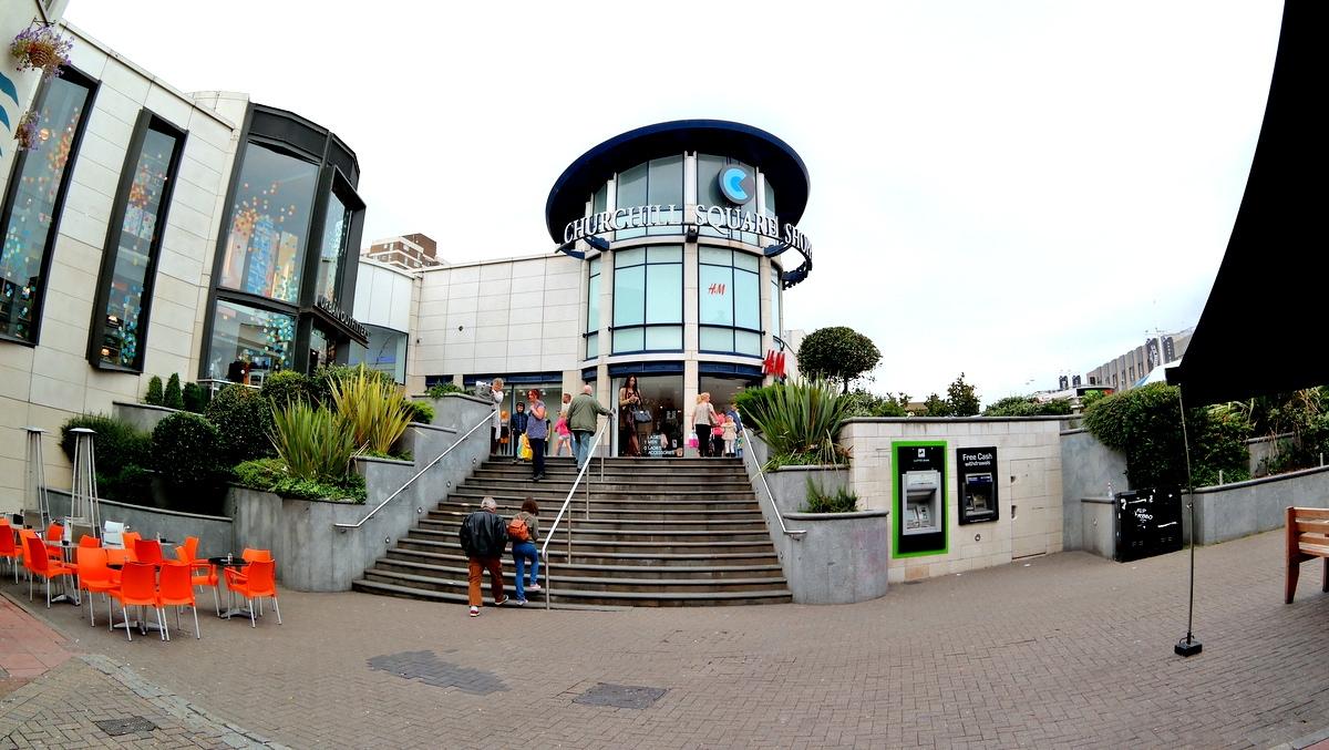 بريطانيا برايتون افضل اماكن التسوق والمطاعم مركز تشرشل