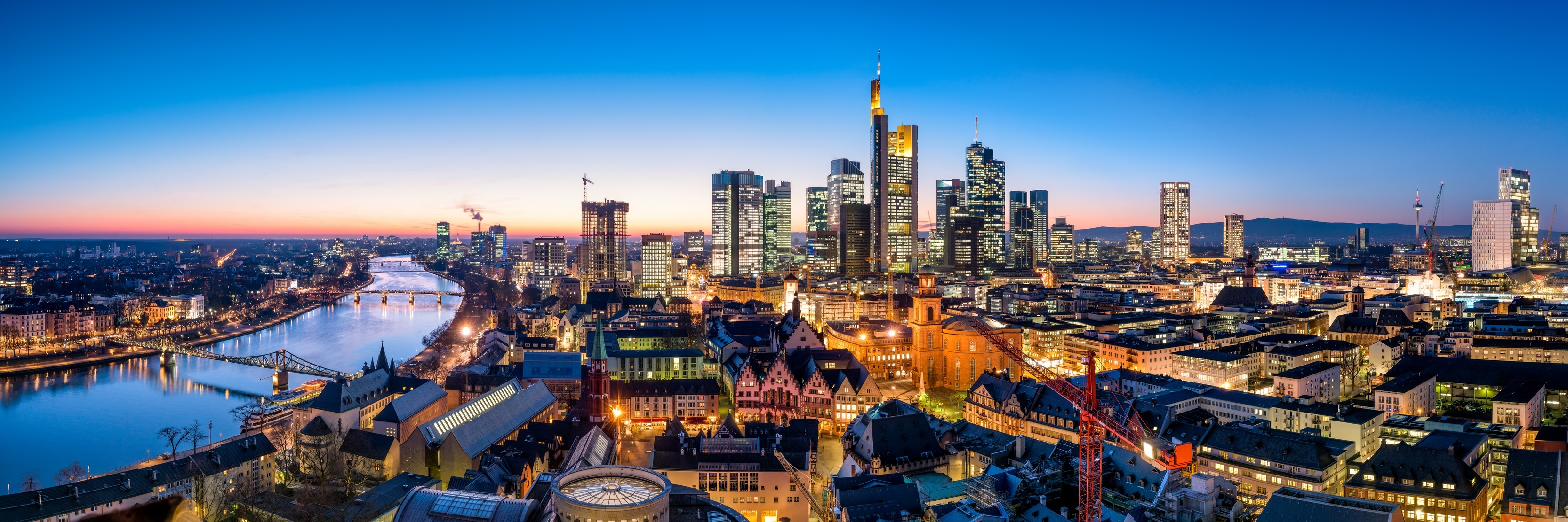 المانيا فرانكفورت