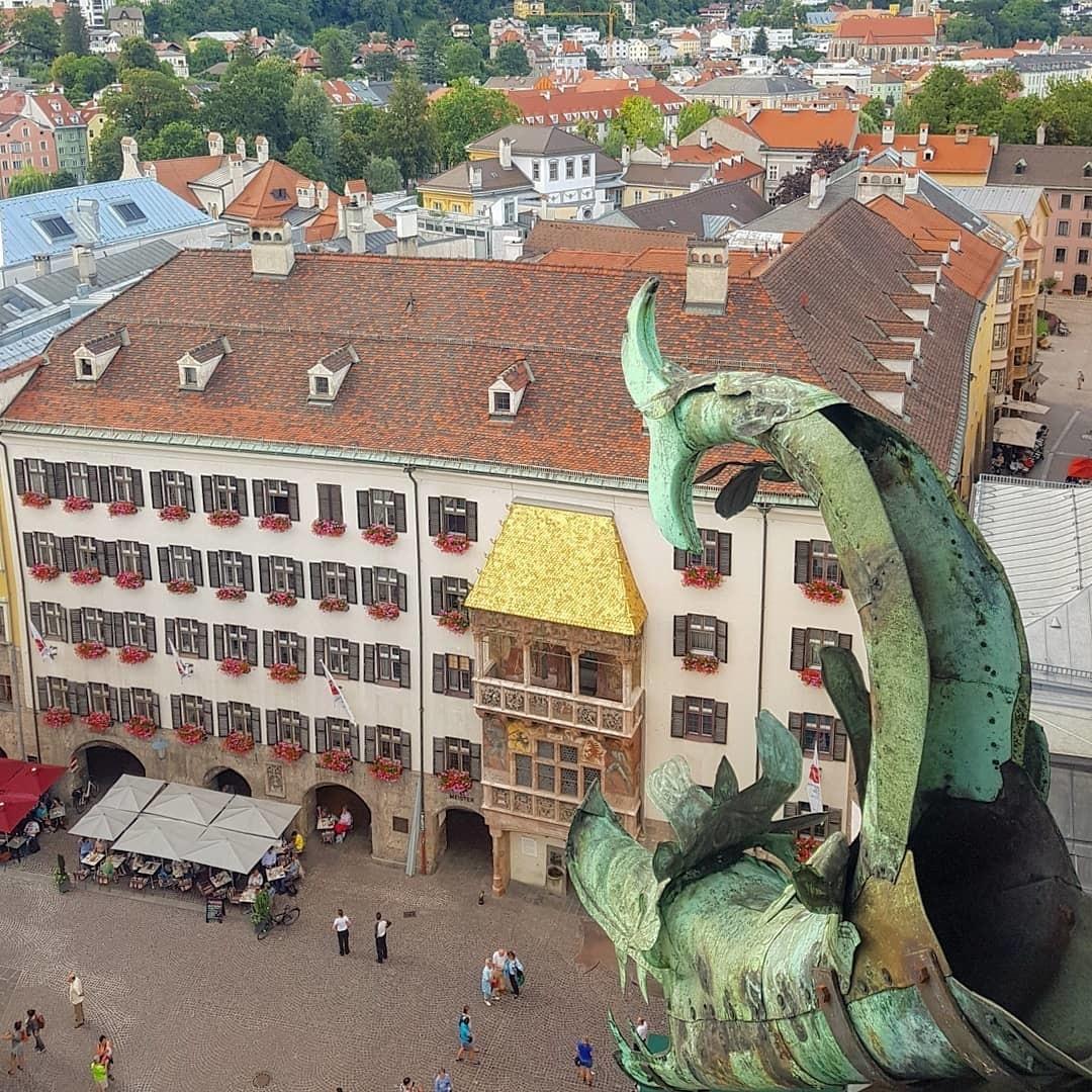 النمسا انسبروك افضل اماكن التسوق والمطاعم مركز المدينة