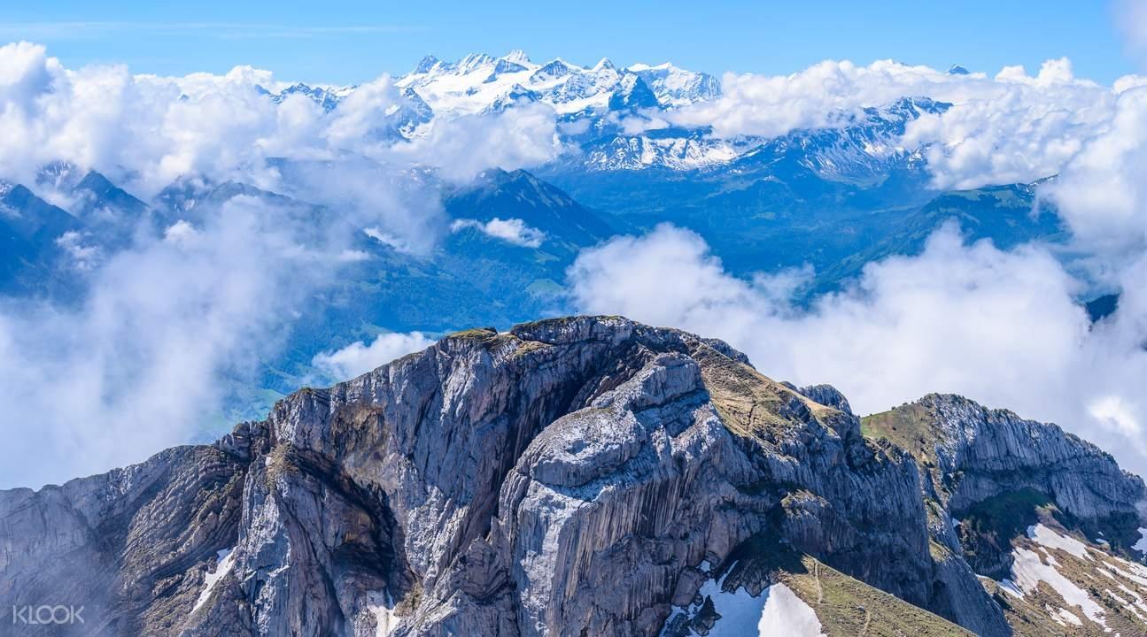 سويسرا لوسيرن اجمل الاماكن السياحيه قمة بيلاتوس