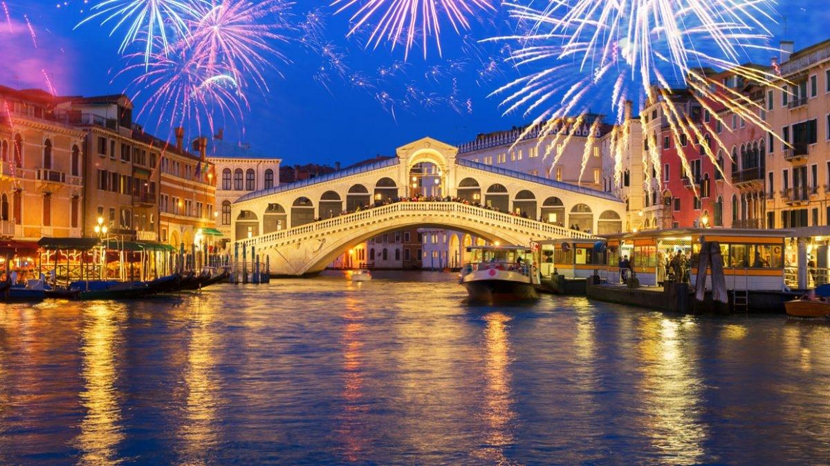 ايطاليا فينيسيا اهم الاماكن السياحيه جسر ريالتو