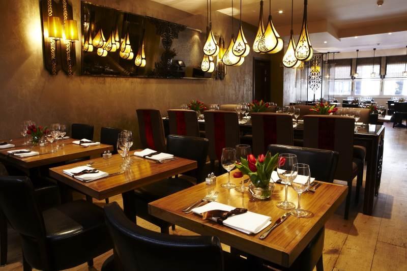 بريطانيا لندن افضل اماكن التسوق والمطاعم مطعم كازان