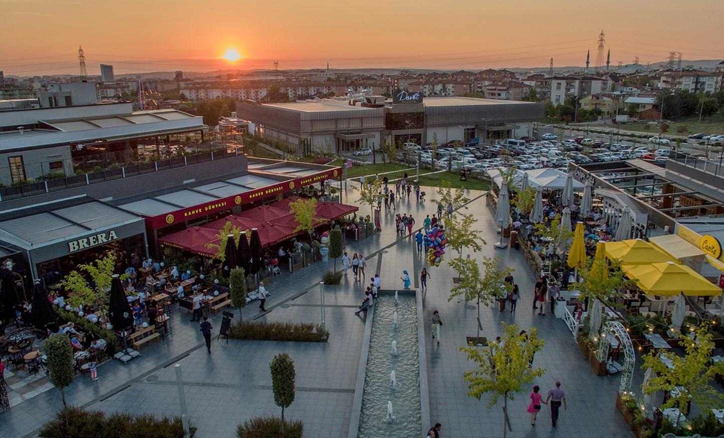 تركيا بورصه اهم الاماكن السياحيه بوديوم بارك