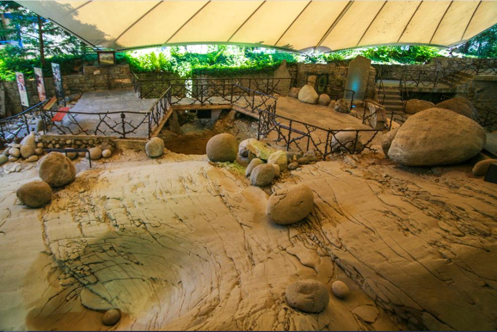 سويسرا لوسيرن اجمل الاماكن السياحيه متحف حديقة جلاسير لوسيرن