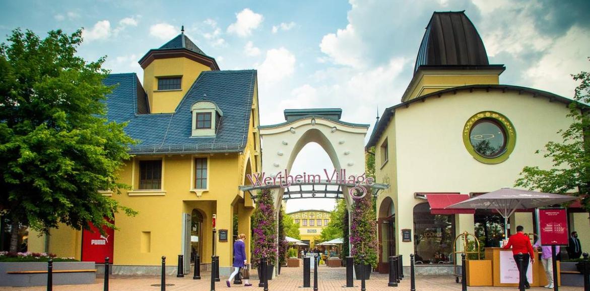 المانيا فرانكفورت اهم اماكن التسوق والمطاعم اوت ليت فيرت هايم
