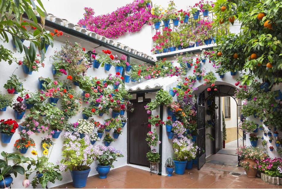 إسبانيا قرطبة اهم الاماكن السياحية البيت الاندلسي