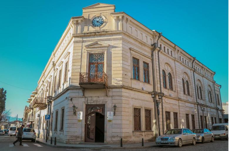 جورجيا كوتايسي اهم الاماكن السياحيه المتحف التاريخي في كوتايسي