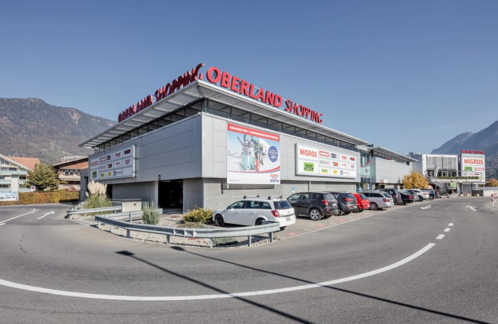 سويسرا انترلاكن اجمل اماكن التسوق والمطاعم مول اوبر لاند