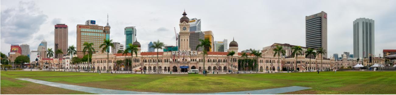 ماليزيا اماكن التسوق كوالالمبور ميدان ميرديكا