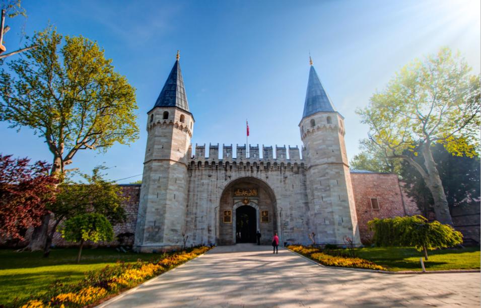 تركيا اسطنبول اهم الاماكن السياحية قصر توب كابي