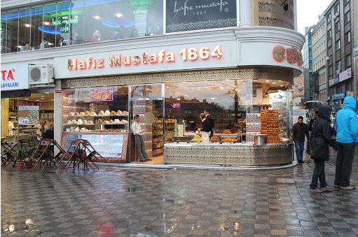 تركيا اسطنبول اهم اماكن التسوق والمطاعم l'ul pht/ hfvhidl