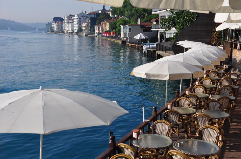 تركيا اسطنبول اهم اماكن التسوق والمطاعم مطعم اوبا