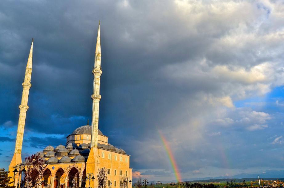 تركيا بورصه اهم الاماكن السياحيه جامع بورصه الكبير