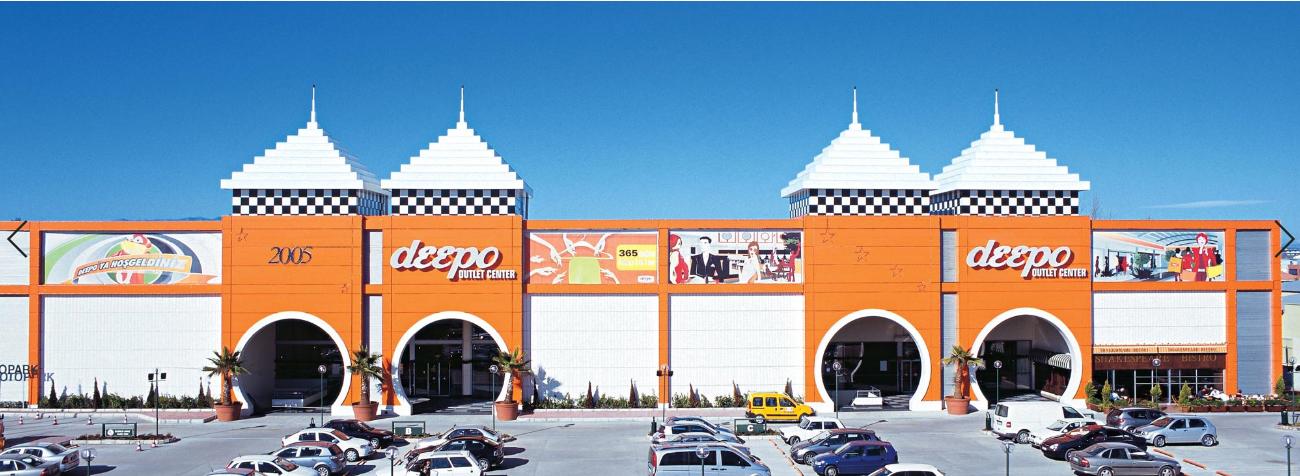 تركيا انطاليا اهم اماكن التسوق والمطاعم ديبو مول