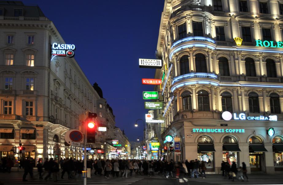 النمسا فيينا اهم الاماكن السياحية شارع كارنتنر