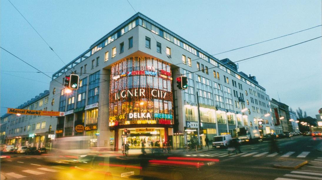 النمسا فيينا افضل اماكن التسوق مجمع لوغنر سيتي