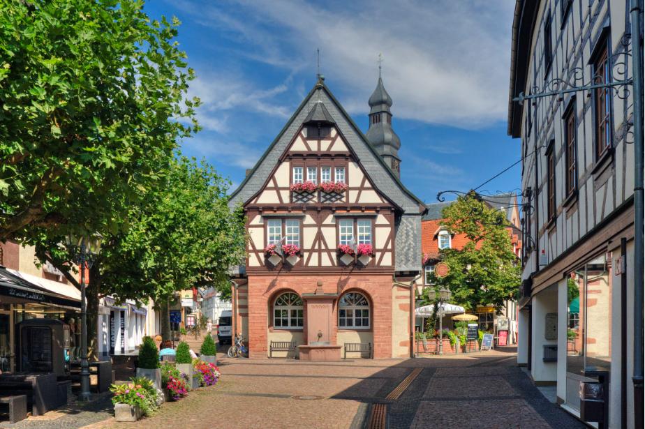 النمسا سالزبورغ اهم الاماكن السياحية المدينة القديمة