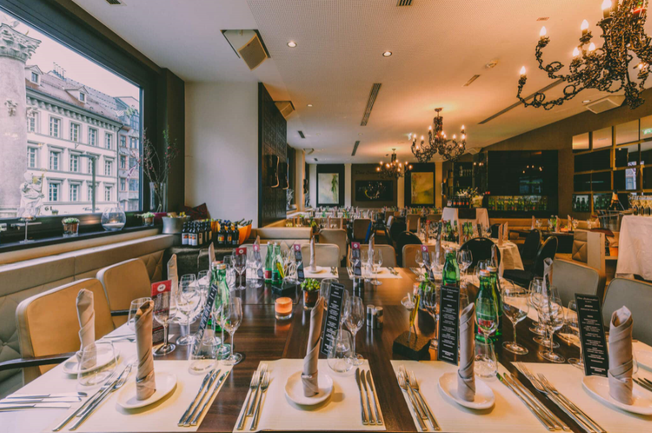 النمسا انسبروك افضل اماكن التسوق والمطاعم مقهي ومطعم شندلر