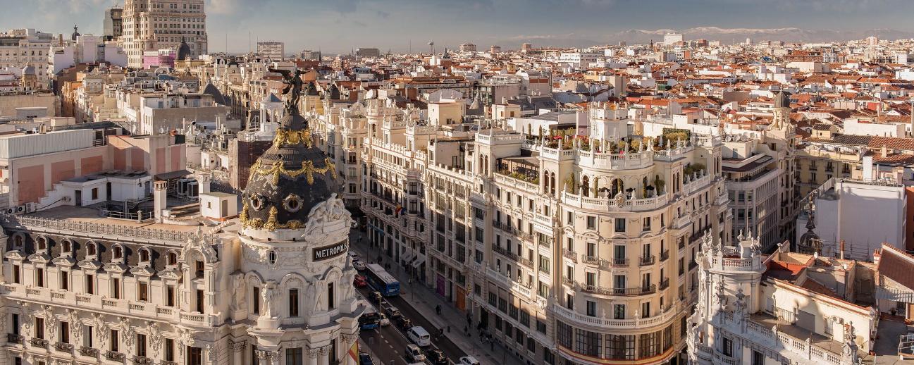 إسبانيا مدريد افضل اماكن التوق والمطاعم غران فيا