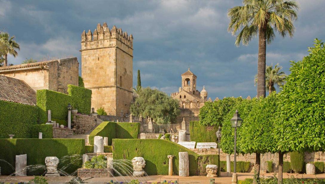 إسبانيا قرطبة اهم الاماكن السياحية قصر قرطبة