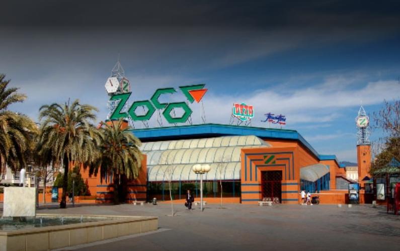 إسبانيا قرطبة اهم اماكن التسوق والمطاعم سوق ايل زوكو