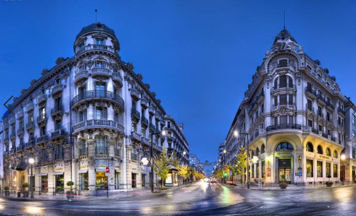 إسبانيا غرناطة اهم اماكن التسوق والمطاعم شارع ريس كاثوليكي