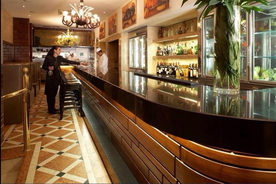 بريطانيا لندن افضل اماكن التسوق والمطاعم مطعم مروش